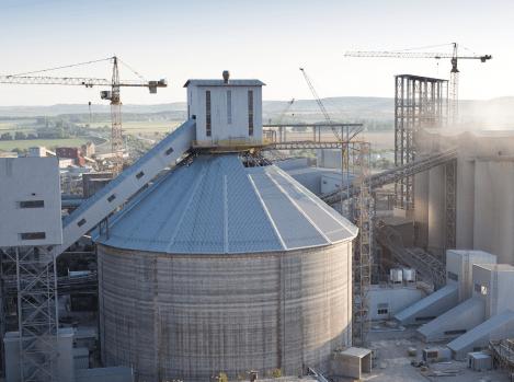 Predictive Maintenance in Cement Plant