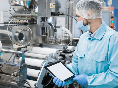 Predictive Maintenance in Chemical Plant
