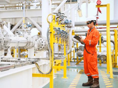 Predictive Maintenance in Oil & Gas Plant